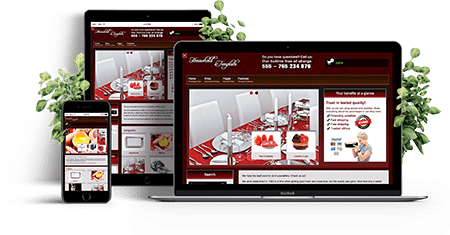 Household - Joomla! Template | Features of the template