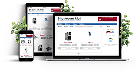 Showroom - Joomla! Template | Features of the template