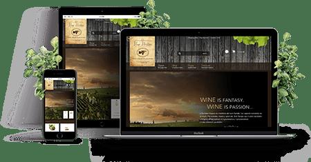 Vino Veritas – Joomla! Template | Funktionen des Templates