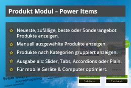 Power Items – Joomla! Modul