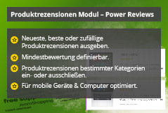 Power Reviews – Joomla! Modul