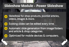 Power Slideshow - Joomla! Module